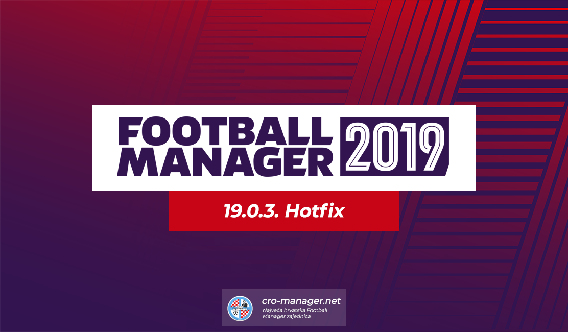 FM19 Patch 19.0.3 Hotfix Update