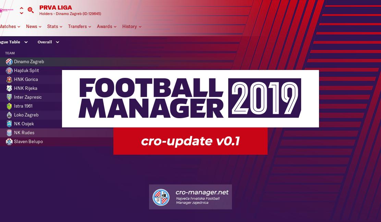 cro-update v0.1 – Transfer window Fix